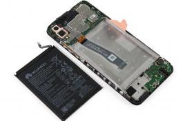 Changement batterie Huawei P Smart 2019