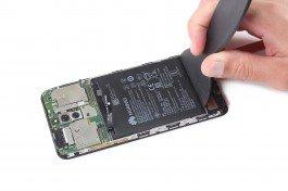 Changement batterie Huawei Mate 10 lite