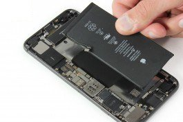 Changement batterie iPhone 8 Plus