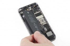 Changement batterie iPhone SE