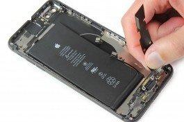 Changement connecteur de charge iPhone 8 Plus