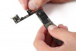 réparation carte mère iPhone 8 Plus